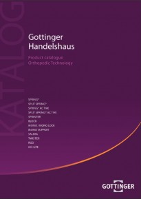 Product catalogue Gottinger Handelshaus