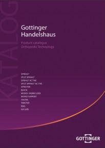 Product catalogue Gottinger Handelshaus